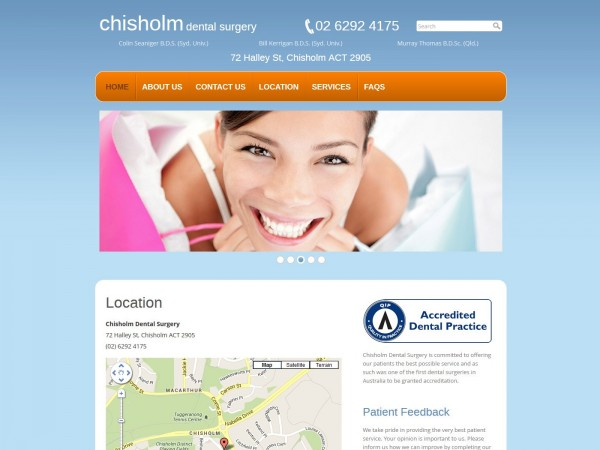 chisholm dental