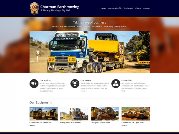 charman earthmoving